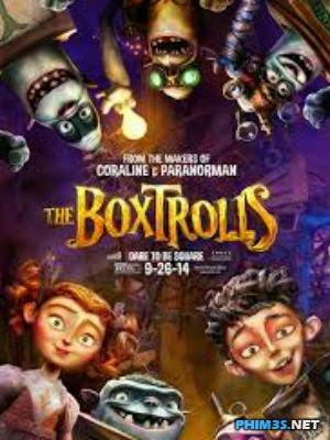 Quái Hộp-The Boxtrolls