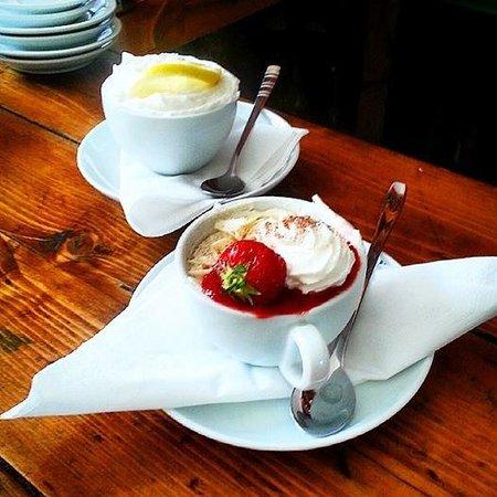 Menu Di Secret Garden Cafe Jogja