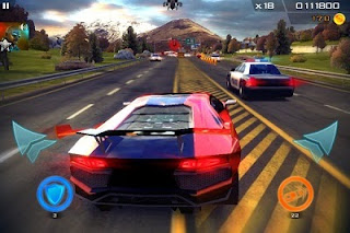 Download Game Android Redline Rush v1.2.1 (Unlimited Money) APK +DATA