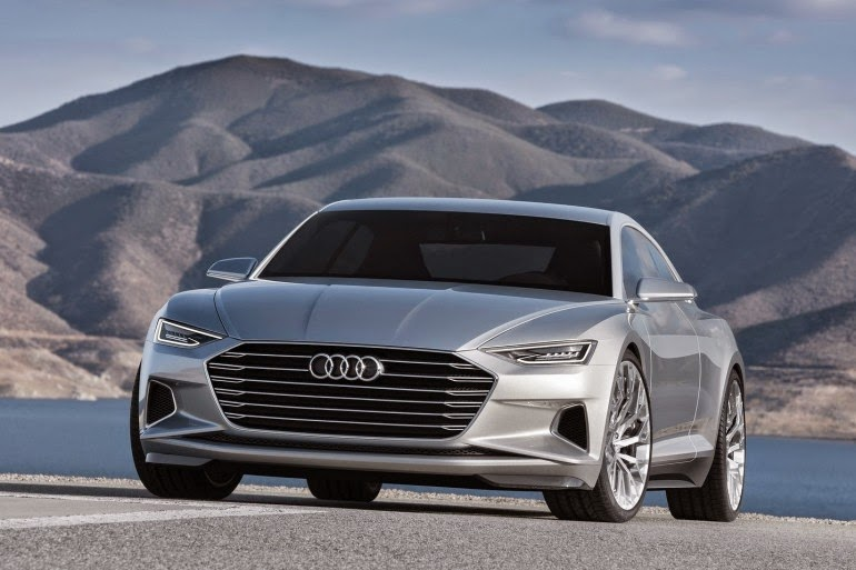 design of new audi a7 is already approved full cars. Black Bedroom Furniture Sets. Home Design Ideas