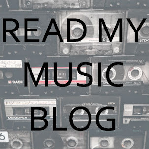 Music blog button