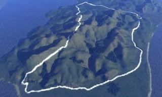 Carrera peligrosa: Isla de Man - Circuito