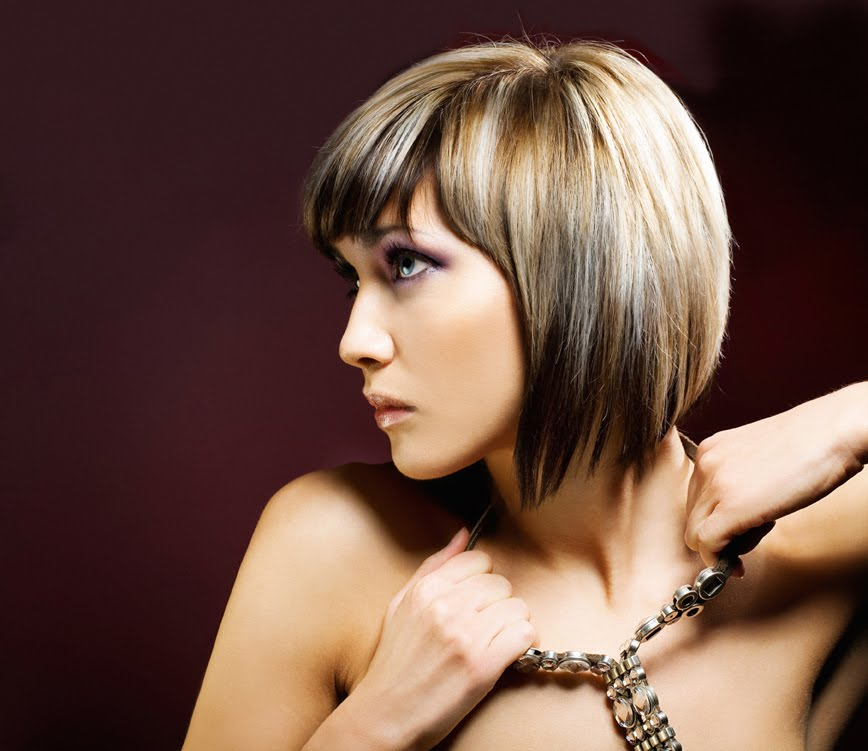 Simone Bacciocchi: Modern Bob Hairstyle Ideas - photo#19