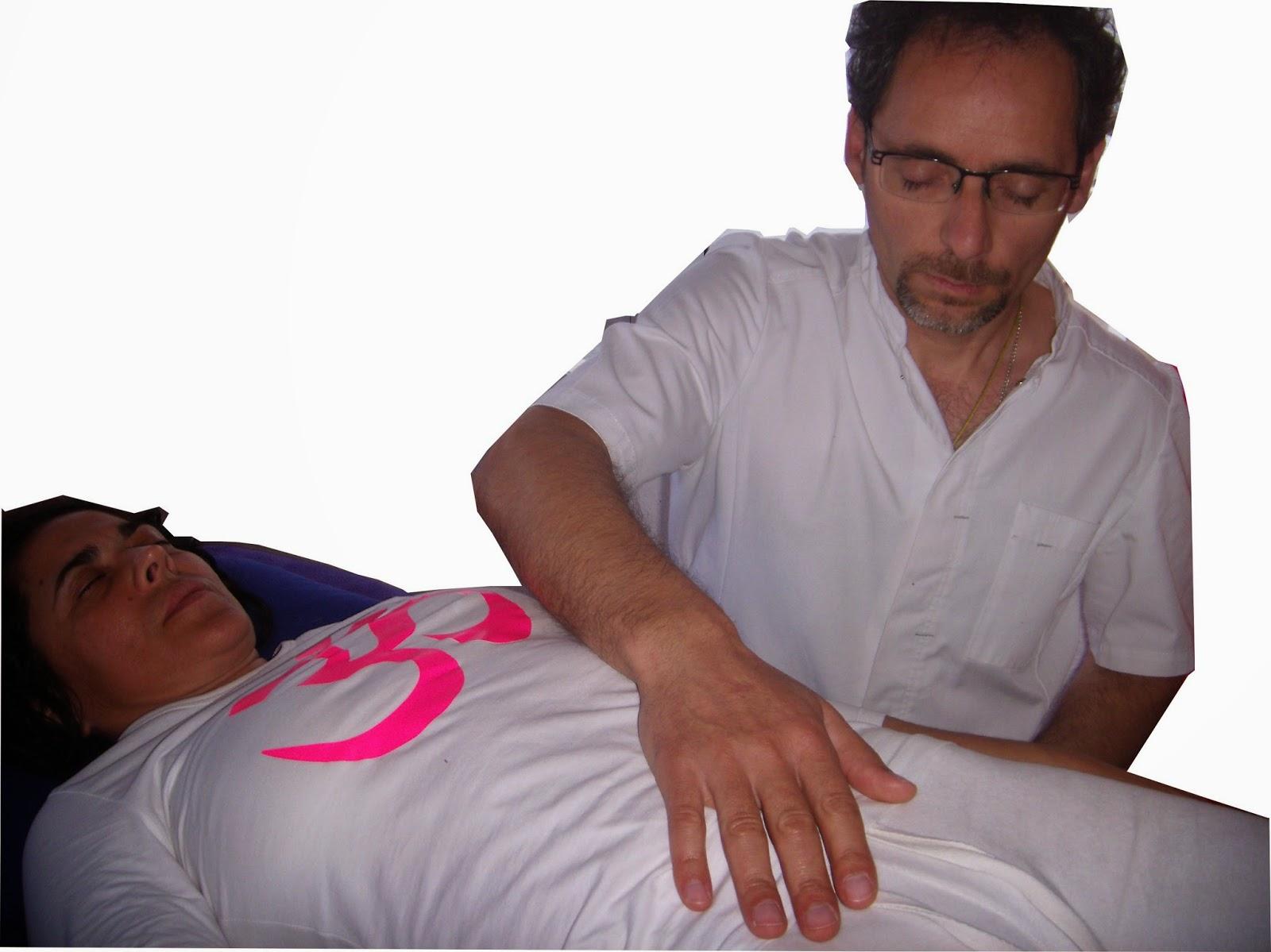 Tratamientos menstruales. Osteópata visceral