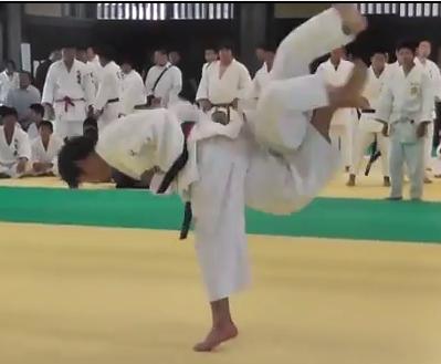 judo en japon
