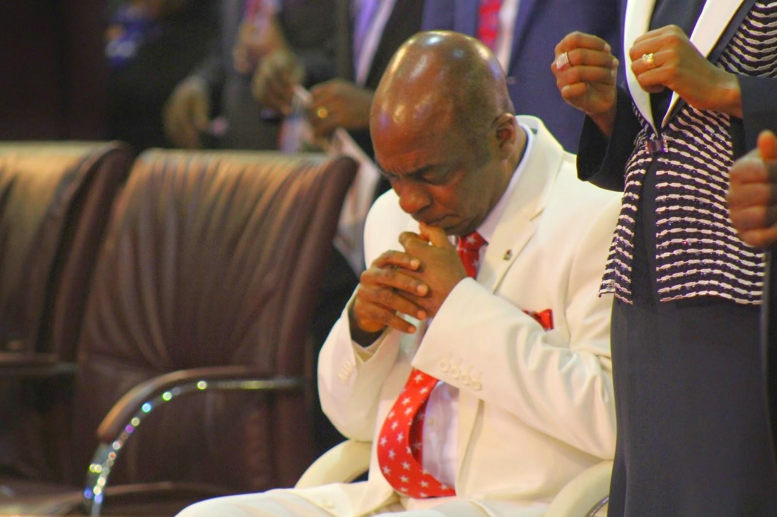 Prophetic Declaration For This Week ~ Bishop David Oyedepo