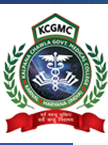The Kalpana Chawla Govt Medical College Logo