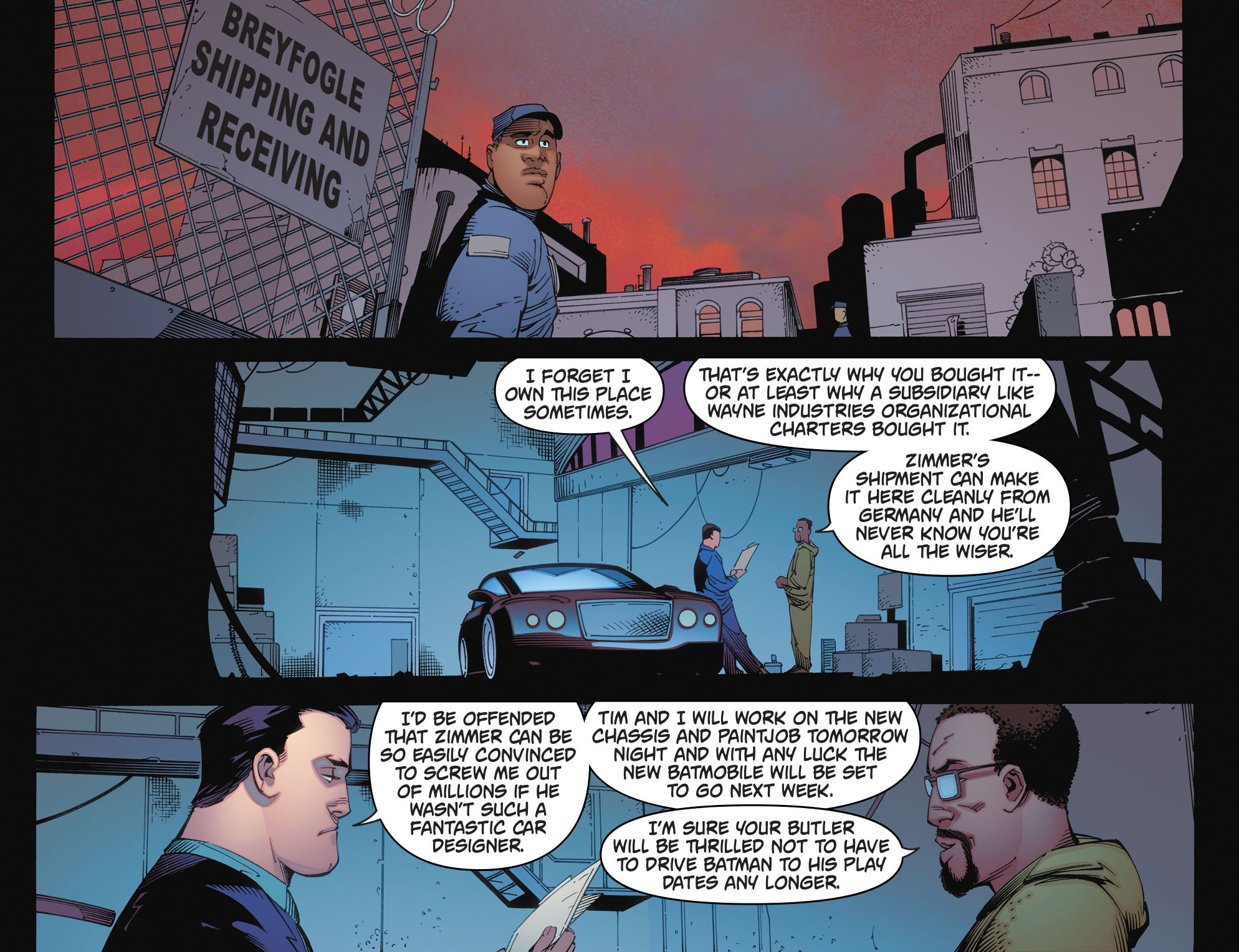 Batman: Arkham Knight [I] Issue #11 #13 - English 17