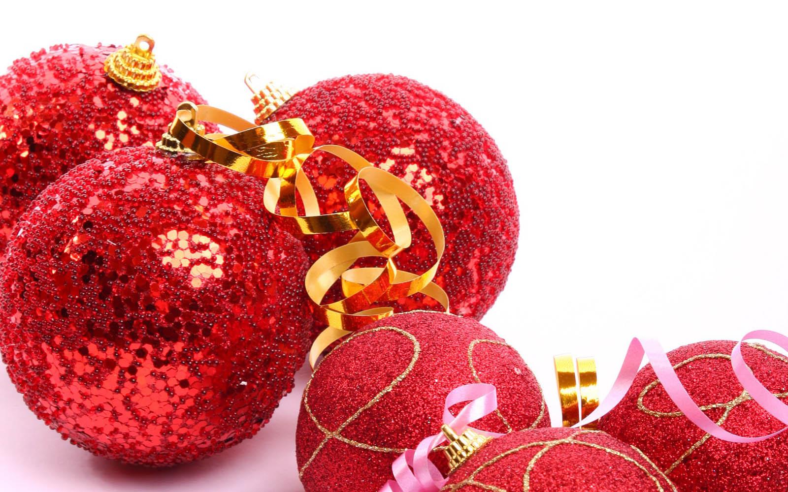 christmas balls background - photo #9