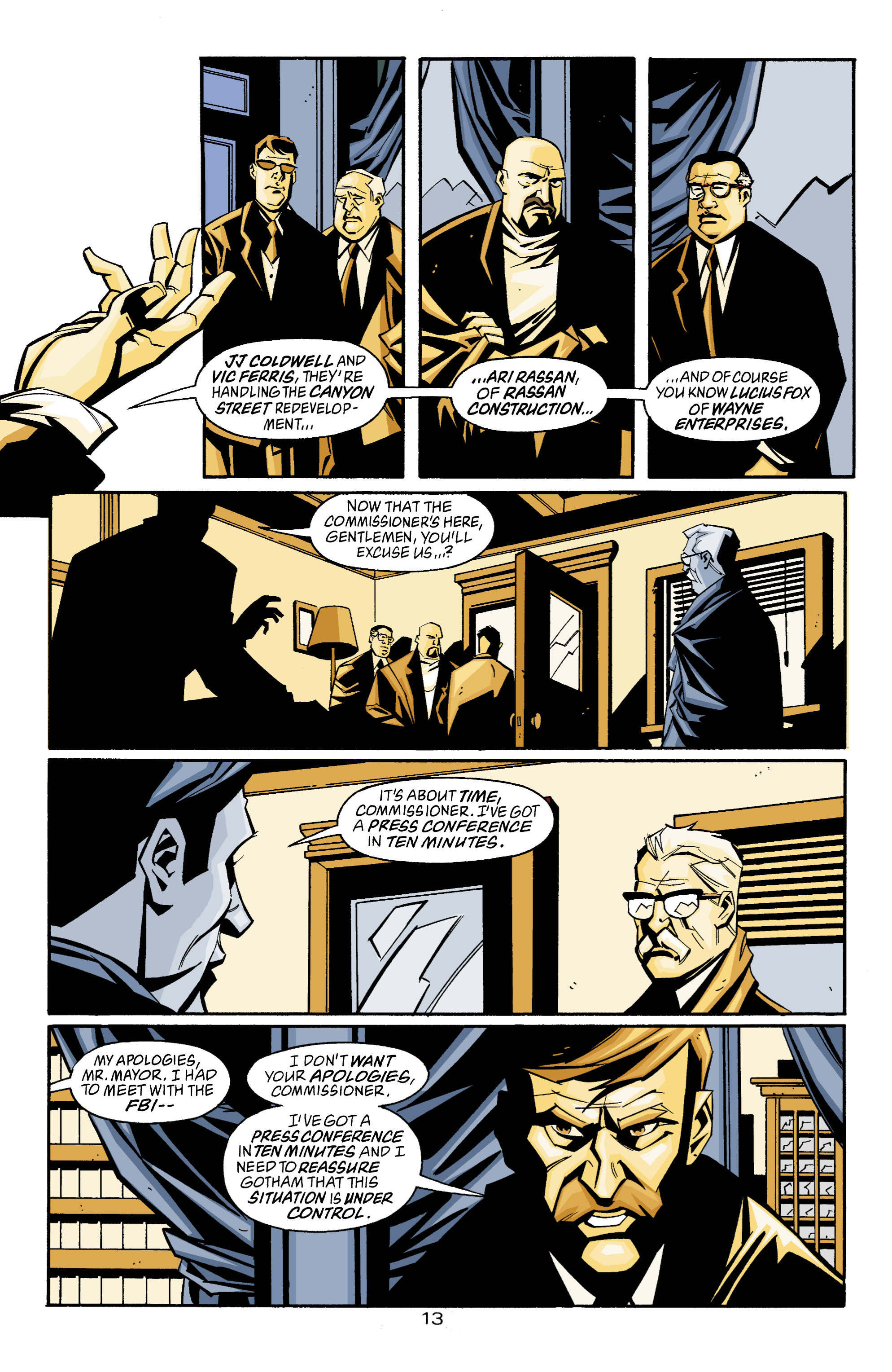 Detective Comics (1937) Issue #748 Page 13