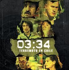 3:34 TERREMOTO EN CHILE