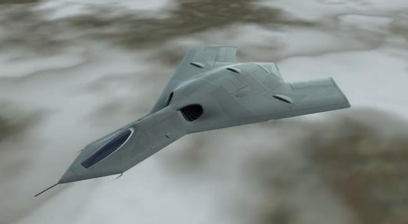 BAE Systems pesawat tempur Survivor