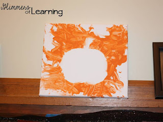Fall art for preschool