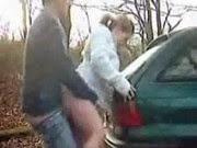 Parou o carro e fudeo a gostosa na estrada - http://videosamadoresdenovinhas.com