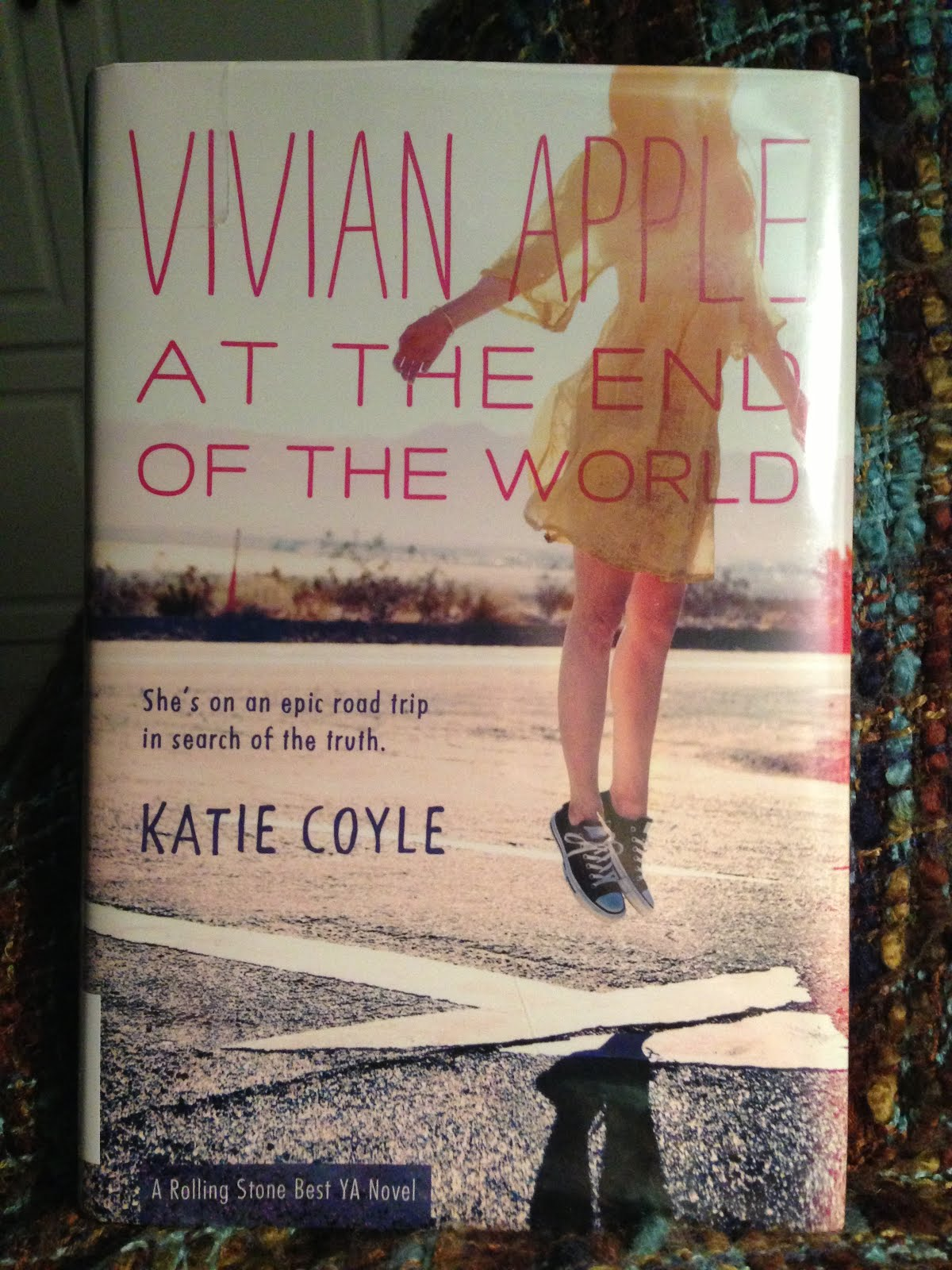 Vivian Apple At the End of the World -- Katie Coyle