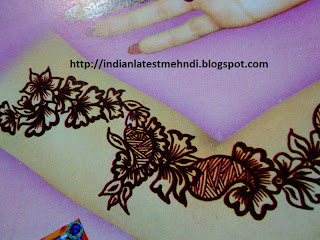 latest easy mehndi designs 2013 4