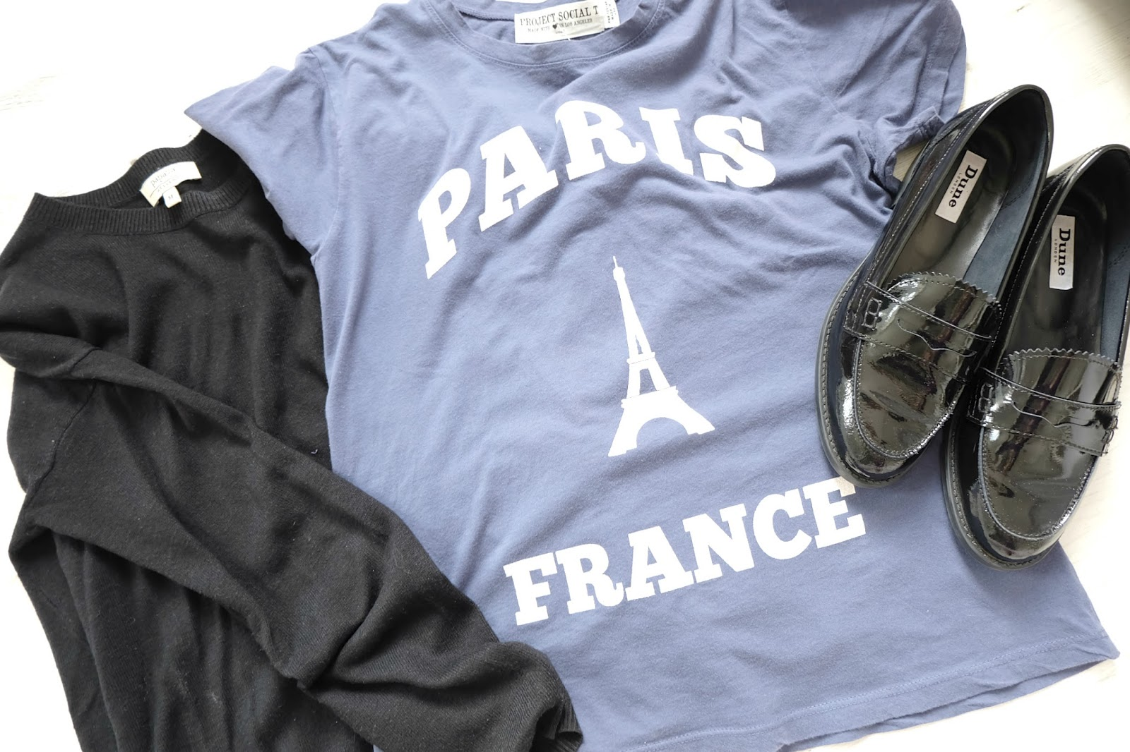 Paris Tee By Project Social T Topshop