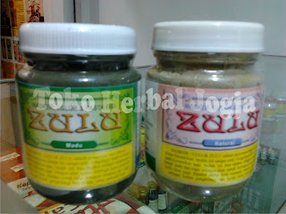 Zulu Madu Naturaid dan Zulu Natural