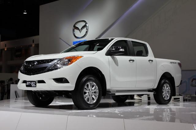 Car Barn Sport: Mazda BT-50 Pro (