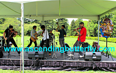 Contemporary Mexican Ensemble Group, The Villalobos Brothers, Musical Artists in Residence and are performing at The New York Botanical Garden, Music, Live Concert, Outdoor Concert