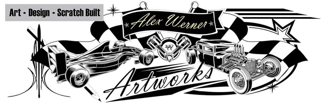 Alex Werner Artworks