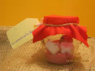 Riechsalz, duftenden Gips und Filz - нашатырем, душистые штукатурки и почувствовал - pots with scented salts - Töpfe mit duftenden Salzen - горшки с душистой соли