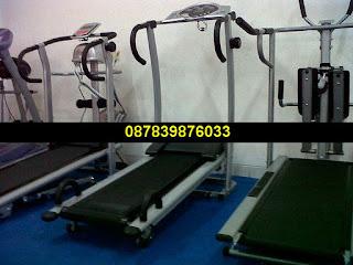 Jual alat treadmill murah, Alat olahraga fitness murah
