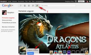 game online google plus