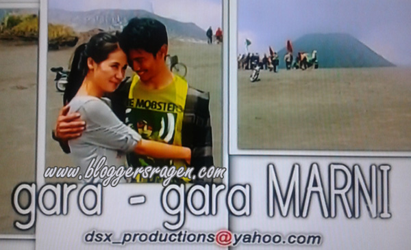 Gara-Gara Marni Film
