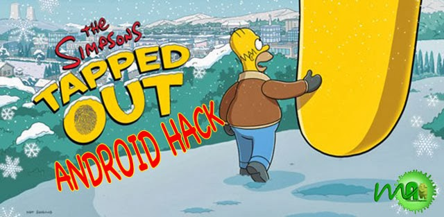 Simpsons Tapped Out Christmas