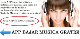 bajar musica gratis aplicacion