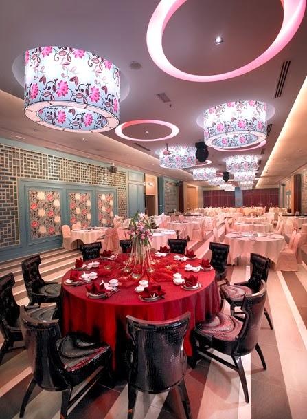 oriental vintage theme