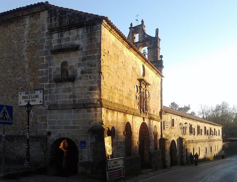 Museo Diocesano Regina Coeli en Santillana del Mar