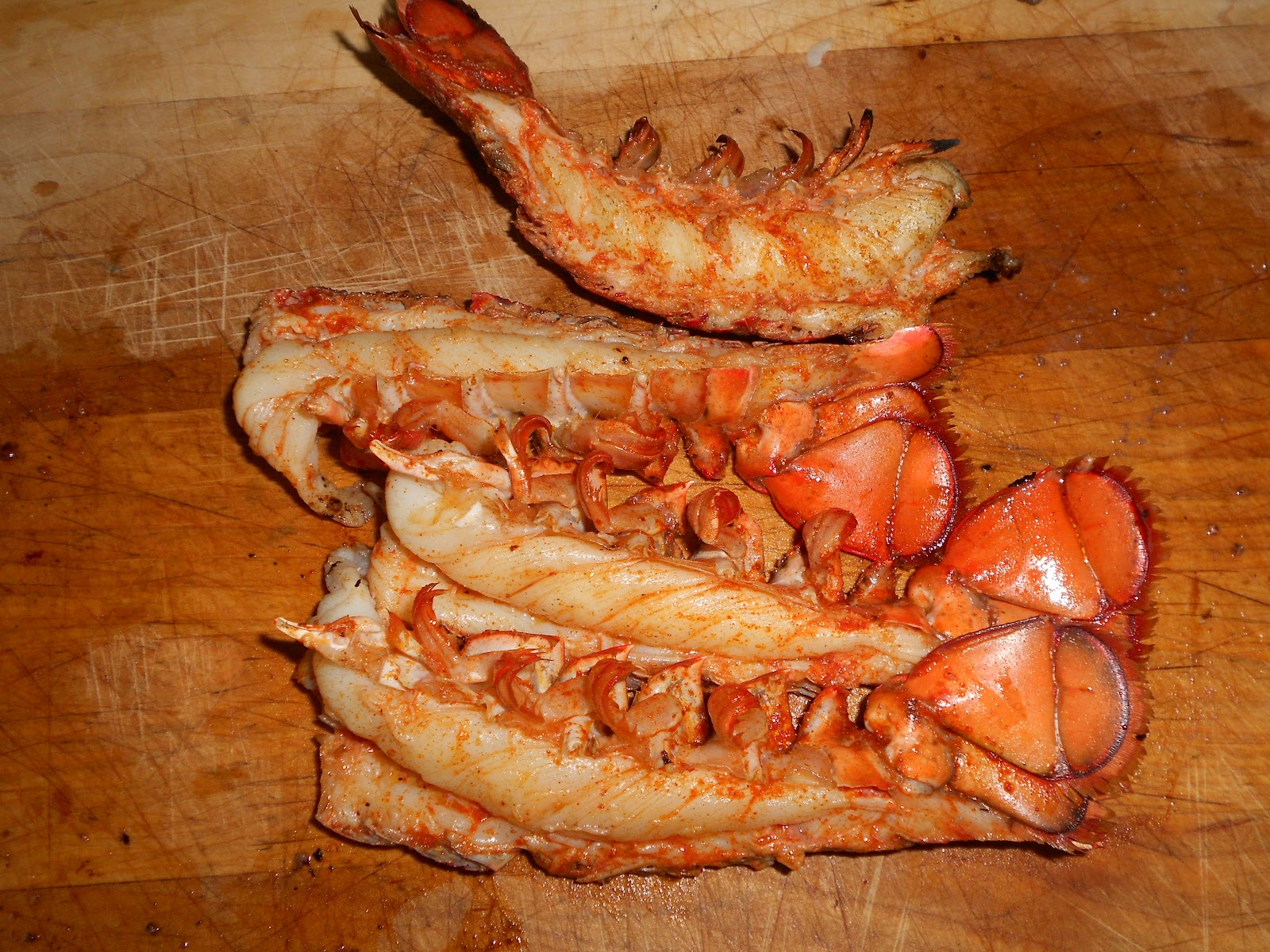 The Pub and Grub Forum: Grilled Lobster Tails