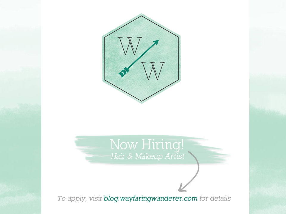 Now Hiring! Hair & Makeup Artist to Work with Boone NC Photographer