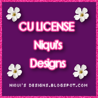 CU License Niquis Designs