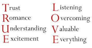 Kata-Kata Cinta Dalam Bahasa Inggris