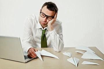 cara mengatasi kebosanan di tempat kerja