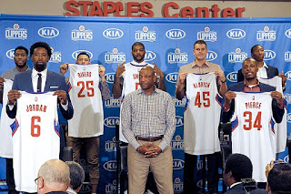 2015 Los Angeles Clippers