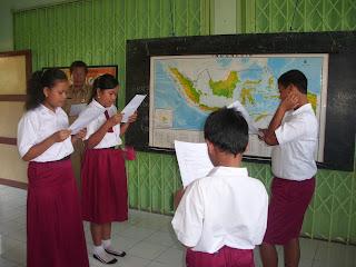Drama Penunjang Pembelajaran PKn Materi Keutuhan NKRI