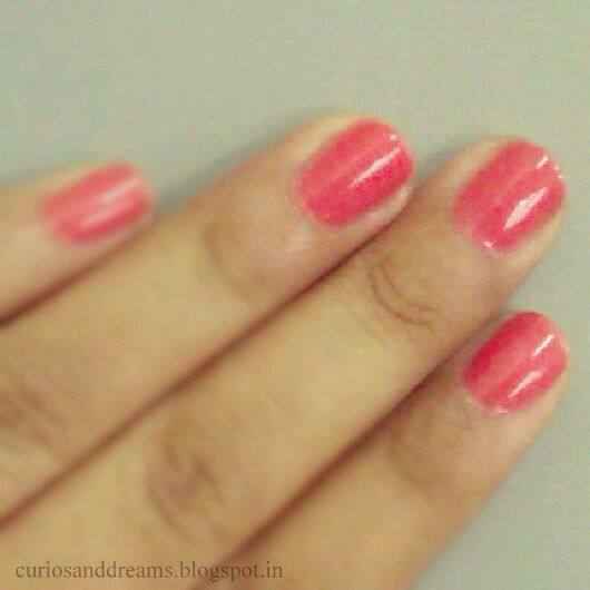 Maybelline Colorama Coral Chic