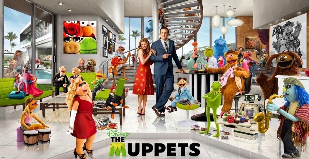 Ảnh trong phim Đại Hội Nhạc Rối - The Muppets 1