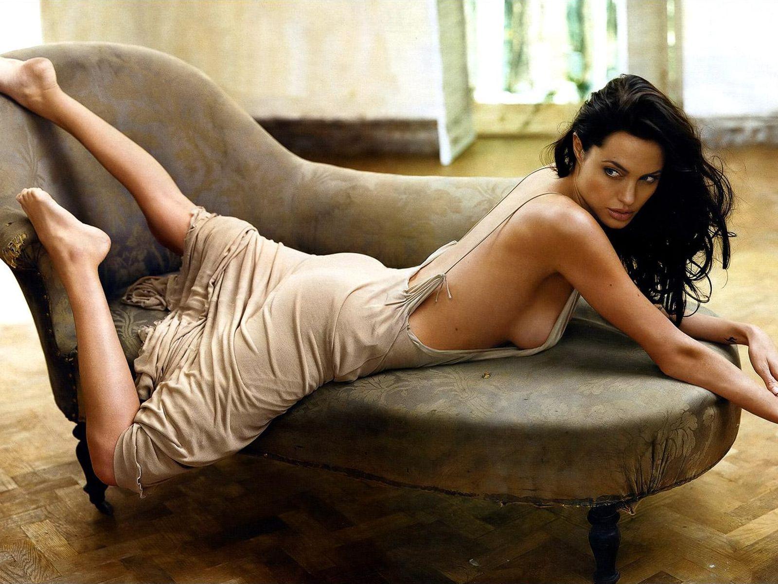 Angelina Jolie Seleccionamos Las Mejores Fotografias De