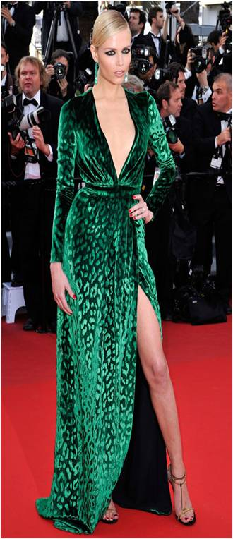 Best Look Cannes 2012