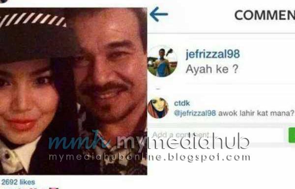 Lelaki Kelireww Fikir Datuk K Ayah Kepada Siti Nurhaliza