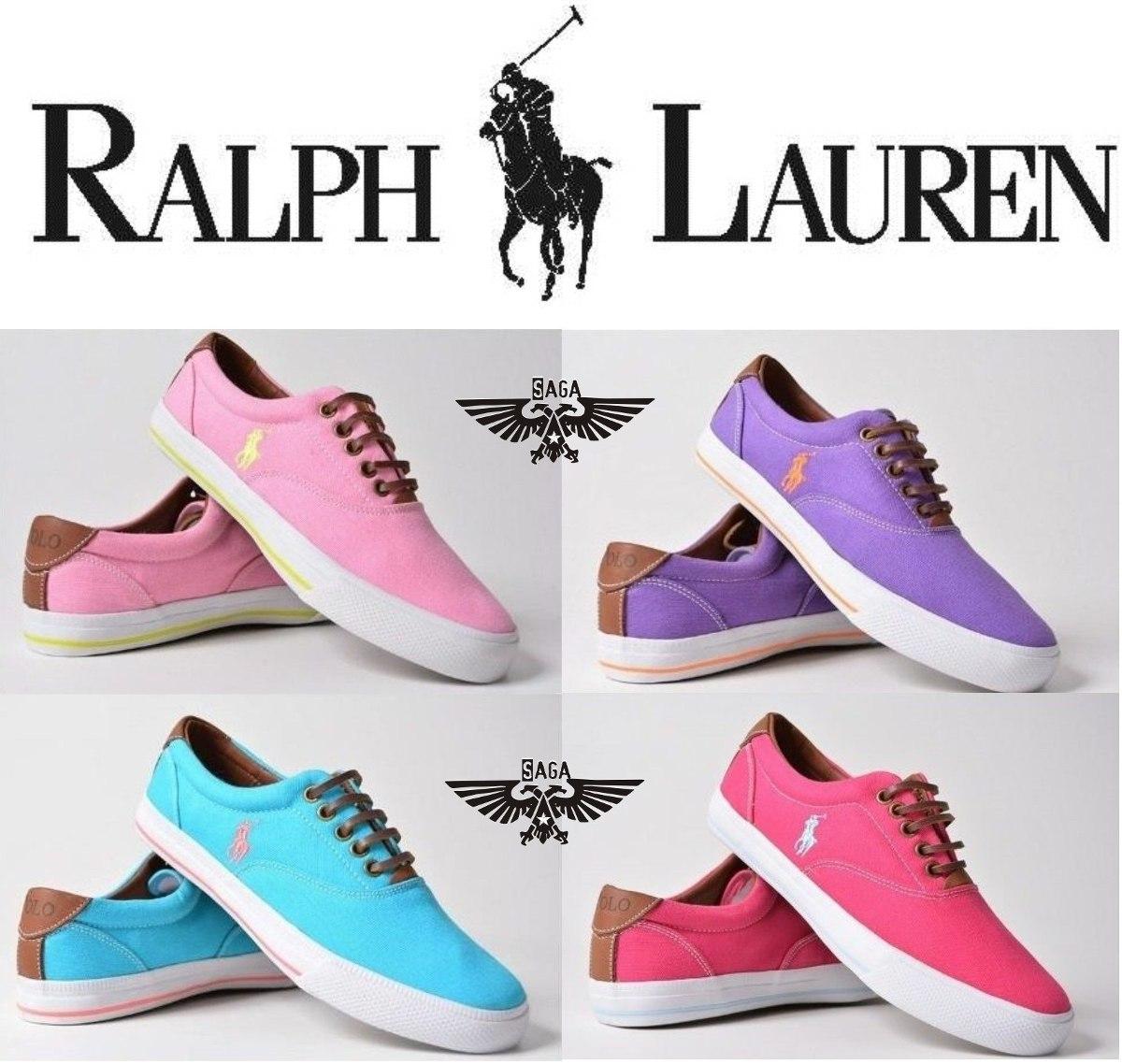 7abb2e35f93 Tudo Sobre o Tênis Polo Ralph Lauren Vaugh