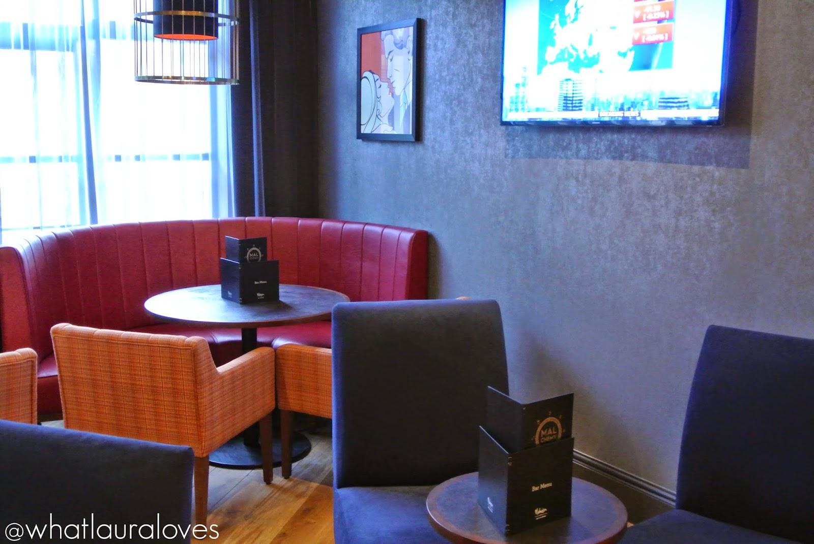 Chez Mal Bar Malmaison Newcastle