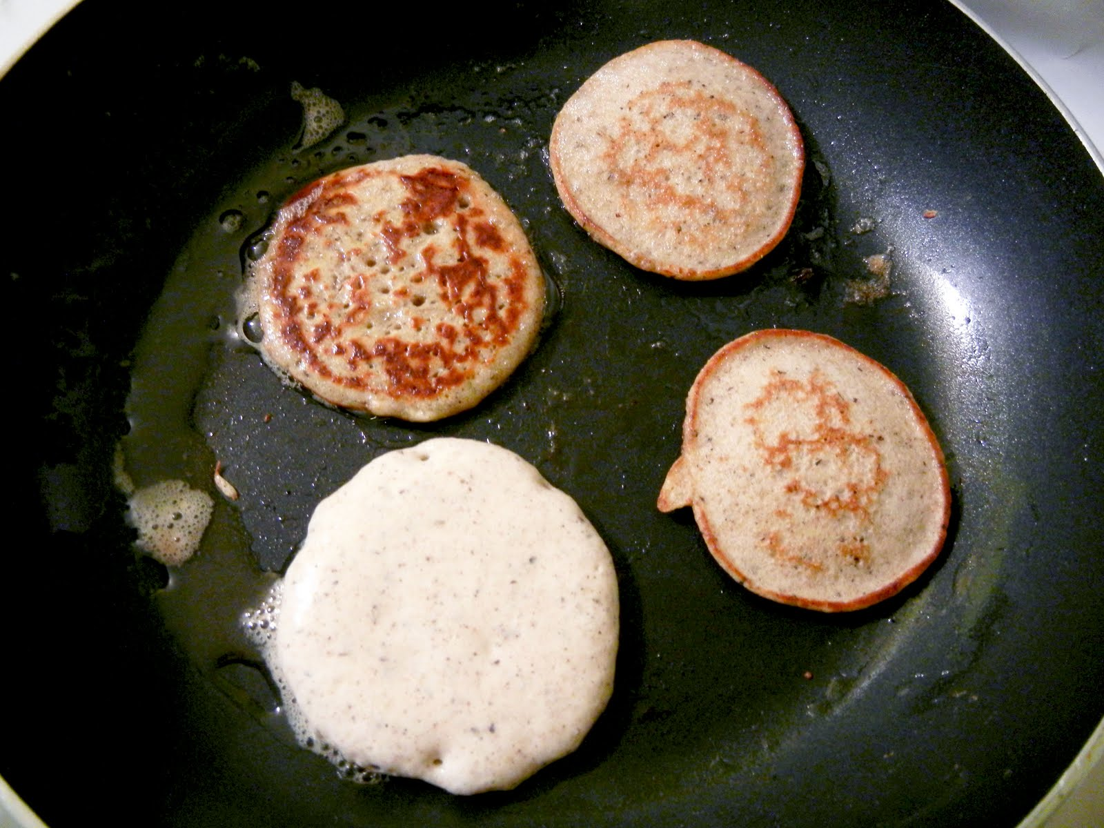 Derek's Kitchen: Hot Smoked Salmon with Buckwheat Pancakes