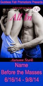 August 25: Autumn Stark