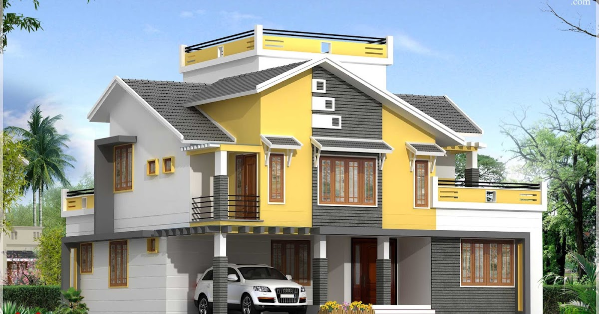 Cost of building a four bedroom autos post for Cost to build a duplex house